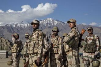 Conflict militar între India și China. Câți soldați au fost răniți
