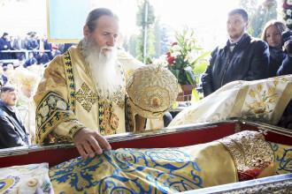 ÎPS Pimen a murit, răpus de coronavirus. Cel mai în vârstă membru al Sfântului Sinod avea 90 de ani