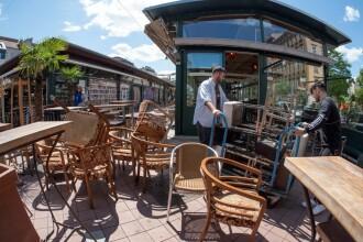 Britanicii vor primi vouchere în valoare de 600 milioane $ pentru a lua masa în oraș