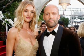 Ipostaza neașteptată în care a fost surprins actorul Jason Statham alături de băiatul său