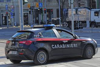 Un român de 19 ani, jaf în Italia cu un pistol de jucărie
