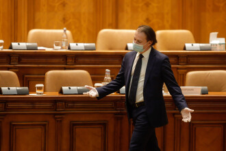 """Florin Cîţu, după anunțul privind creșterea PIB: """"Domnule Ciolacu, sper să vă găsească sănătos comunicatul INS"""""""