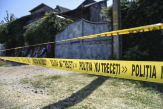 Un bărbat și-a omorât soția, apoi s-a sinucis. Singurii martori, cei doi copii ai lor