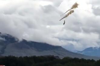 VIDEO. Un avion acrobatic al forţelor aeriene canadiene s-a prăbușit. O persoană a murit