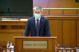 USR cere PSD să nu se mai joace cu sănătatea românilor și să permită adoptarea legii carantinei