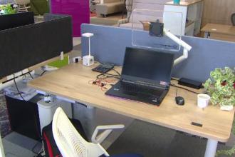 Tot mai multe companii din România se gândesc să treacă definitiv la munca de acasă