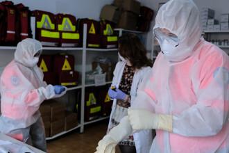 Încă un focar de coronavirus în Suceava. Zeci de cadre medicale s-au infectat