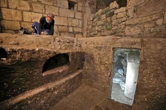 Descoperire incredibilă la Ierusalim, cu o vechime de circa 2.000 de ani. GALERIE FOTO