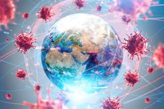 Epidemiolog: SARS-CoV-2 ar putea fi influenţat de anotimpuri - temperatură și umiditate