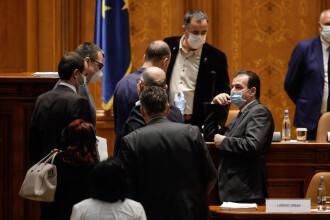 Guvernul PNL a găsit o metodă să păcălească PSD în Parlament, la votul stării de alertă