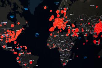 Coronavirus în lume, LIVE UPDATE 21 mai. Peste 5 milioane de cazuri la nivel mondial