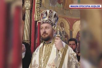 Fostul episcop al Hușilor a fost reținut pentru viol, într-un dosar de act sexual cu un minor
