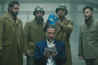 """Actorul Șerban Pavlu din """"Umbre"""" joacă în cel mai nou clip al trupei White Walls: """"Starfish Crown"""""""