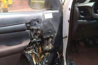Ce se poate întâmpla dacă lași sticlele cu dezinfectant în mașină, când e caniculă