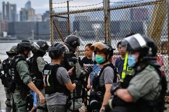 Donald Trump promite o ripostă în Hong Kong până la sfârşitul săptămânii
