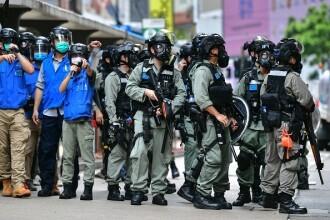Parlamentul Chinei a adoptat legea controversată privind securitatea naţională în Hong Kong