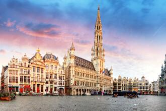 Turismul intern, singura speranță pentru țările europene. Capitala Belgiei, pustie