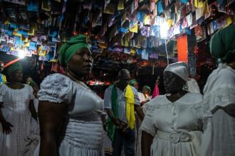 Preoții voodoo din Haiti pregătesc templele pentru a primi bolnavi de coronavirus