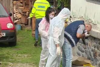 Crimă misterioasă în Vaslui. O femeie a fost găsită într-o baltă de sânge, în propria casă
