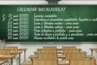 Evaluarea Naţională și BAC 2020. Iohannis anunță o a doua sesiune pentru examenele naționale