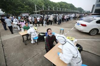 Acțiune de amploare în Wuhan. Peste 6 milioane de teste efectuate în rândul populației în doar 9 zile