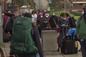 O vacanță s-a transformat într-un coșmar, din cauza pandemiei. Sute de turiști se întorc acasă după 3 luni
