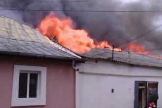 Panică în Iași. Zeci de pompieri au intervenit, oamenii au fost avertizați prin RO-ALERT