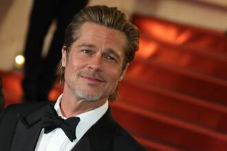 """Brad Pitt """"a prevestit"""" pandemia de coronavirus. Le spunea oamenilor să poarte măști de protecție cu mult timp înainte"""