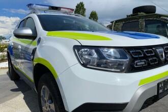 GALERIE FOTO. Poliţia Română cumpără peste 6.700 de maşini Dacia