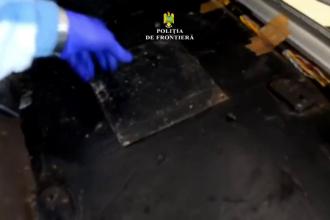 Descoperire uluitoare făcută de polițiștii de frontieră din Maramureș. Ce au găsit într-o mașină în timpul unui control