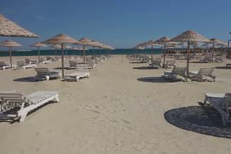Stațiunile din sudul litoralului românesc nu sunt pregătite să primească turiști