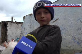 Gabriel și familia sa au nevoie de ajutor după ce casa le-a ars din temelii. Cum puteți ajuta