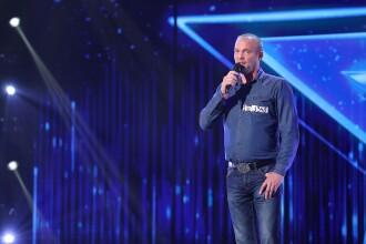 """Finala """"Românii au talent"""", câștigată de Radu Palaniță, a fost lider de audiență"""