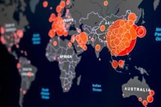 Bilanț tragic la nivel global. Peste 370.000 de decese cauzate de noul coronavirus