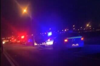 Conflict spontan în trafic, la Ploiești. Doi bărbați împușcați cu un pistol de tip airsoft
