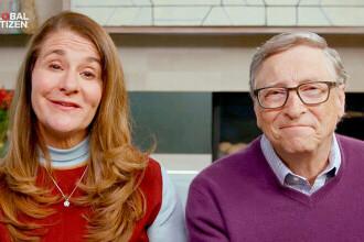 """Bill şi Melinda Gates divorțează după 27 de ani de căsnicie. """"Nu mai credem că putem creşte împreună"""""""