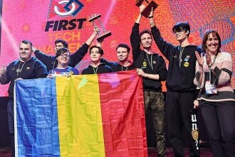 """iLikeIT. România a luat din nou medalia de aur la robotică. Rusia a încercat să bage """"bețe în roate"""""""