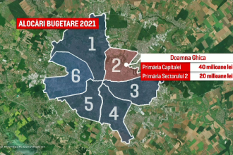 Când ar putea fi terminate marile proiecte de infrastructură din București. Anunțul lui Nicușor Dan