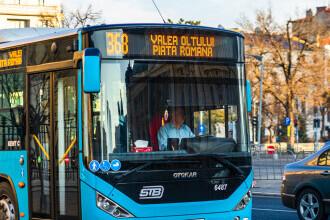 Circulația autobuzelor, extinsă și noaptea, pentru a facilita transportul bucureștenilor la centrele de vaccinare