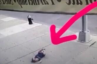 Miracol în SUA. Un băieţel de 3 ani a supravieţuit, după ce a căzut de la etajul 5 al unui bloc