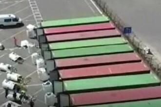 Transport ilegal de deșeuri. Zece containere din Germania au fost depistate în Portul Constanța