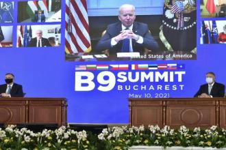Summitul NATO de la București. Președintele Klaus Iohannis cere mai multe trupe ale Alianței pe teritoriul României