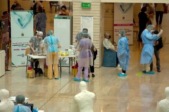 Rata de infectare în București a coborât sub 1,5 la mie. Când se vor elimina restricțiile