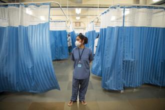 Cel puțin 11 pacienți cu Covid-19 au murit într-un spital din India, după o întrerupere a aprovizionării cu oxigen