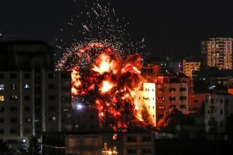 Confruntări între Israel și Hamas. Armata israeliană spune că militarii săi nu au pătruns pe teritoriul palestinian