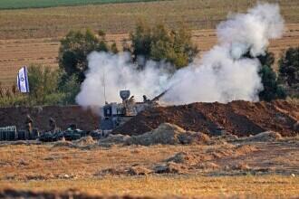 Israelul pregătește o invazie terestră în Fâșia Gaza. Armata pune la punct ultimele detalii