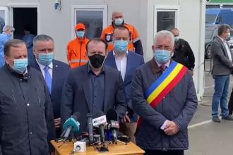 """Florin Cîțu, despre revenirea la restricții: """"Dacă vaccinarea nu merge în direcția corectă, putem să tragem și frâna de mână"""""""