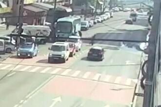 Accident violent, după o traversare imprudentă. Un bărbat a fost spulberat pe o stradă din Galați