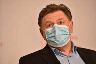 Alexandru Rafila: Copiii cu vârsta mai mică de 12 ani ar trebui să fie scutiţi de prezentarea certificatelor verzi