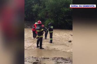 Ploile din ultimele ore au făcut prăpăd în mai multe zone din țară